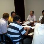 Reunião - Balancete 2013
