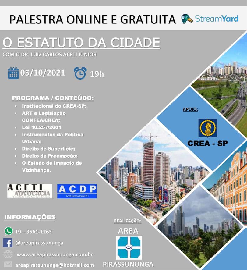area-pirassununga-palestra-on-line-estatuto-cidade